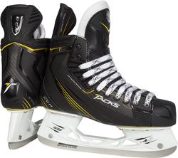 CCM Tacks Classic Senior Hockey Skates - Black/Grey - Size: 10.5