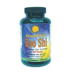 Advanced Men's Bao Shi Hair Supplement 120 Caplets