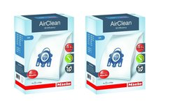 Miele GN AirClean 3D Efficiency Dust Bags for Miele Vacuum 2 Boxes