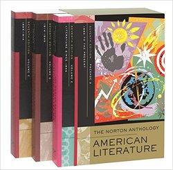 W W Norton The Norton Anthology of American Literature Paperback