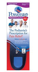 Powerstep Protech Classic Plus Pro for Pain Relief