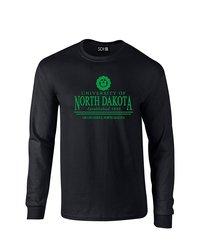 SDI NCAA Classic Seal Long Sleeve T-Shirt - Black - Size: Small