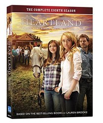 eOne Heartland English DVD Set of 5 - Season 8