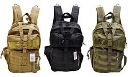 Hard Stone Tactical Concealed Backpack: Olive
