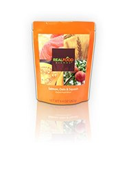 Real Food Blends Salmon Oats & Squash Pureed Blended Meal - 12Pk - 9.4 Oz
