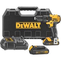DeWalt 20-Volt Max Lithium-Ion Cordless Compact Drill/Driver (DCD780C2)