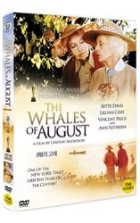 Lindsay Anderson The Whales of August 1987 - Dvd