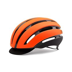 Giro Aspect Helmet - Matte Bright Flame Large