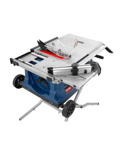 Ryobi 10 in table saw with wheeled stand rts31 check back table saw with wheeled stand rts31 ryobi greentooth Choice Image