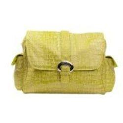 Kalencom Women's Shoulder Bag - Crocodile