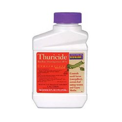 Bacillus Thuringiensis Concentrate Pint: J