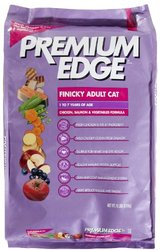 Premium Edge Finicky Adult Dry Cat Food