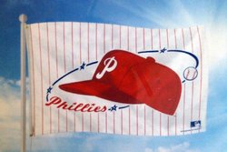 Philadelphia Phillies 3 x 5 Flag
