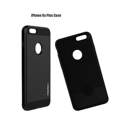 Vmank Vomach Defender Dual Layer Cover for iphone 6 - Black