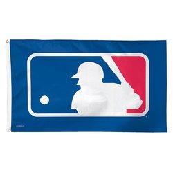 "WinCraft MLB Logo 3 x 5"" Deluxe Flag - Multicolor"