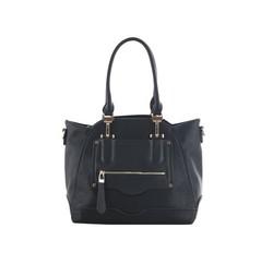 SWG Women's Kimora Shoulder Bag Backpack - Black