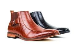 Signature Men's Dress Boots - Black - Size: 12