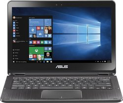 "ASUS 2-in-1 13.3"" TCHLaptop i5 8GB 1TB HDD windows 10 (Q303UA-BSI5T21)"