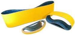Arc Abrasives Predator Airfile Belts 40-Grit 1/2-Inch by 24-Inch (50-Pack)
