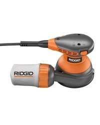 "Ridgid R26011 5"" Random Orbital Sander with AIRGUARD Technology"