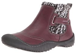 Jambu Women's Darcie Boot: Burgundy Size 8.5