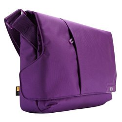 "Carrying Case Messenger Bag For 11.6"" Netbook - Gotham Purple (MLM-111GT)"