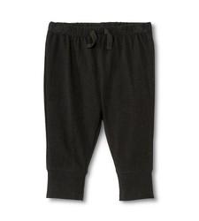 Circo Baby Pajama Pants - Ebony - Size: 0-3M