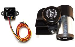 Screaming Banshee Air Twin Horn - 130DB - SB3-C