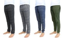 Jogger Pajama Pants Mystery Deal (3-pack) - Medium