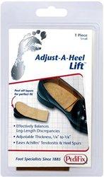 Pedifix Peel Away Adjustable Heel Lift - Medium (PPAX1137595)