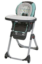 Baby DuoDiner LX Tanger High Chair - Turquoise
