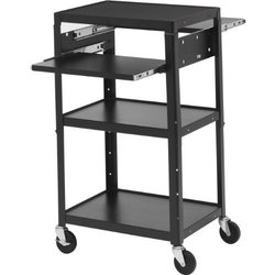 Bretford Adjustable Multimedia Cart (A2642DNS)