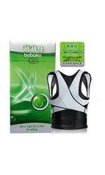 Babaka Children's Vest Braces & Back Support Belt - Black - Size: XL