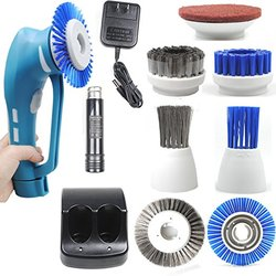 CUH Cordless Household Power Scrubber Bathroom & Kitchen Cleaner