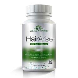 Wholly Nutrients Alopecia Treatment Hair Growth Formula