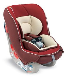 Combi Coccoro Convertible Car Seat, Cherry Pie/Red