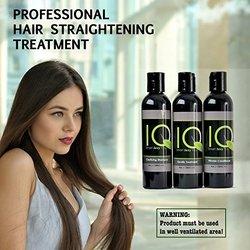 Brazilian Keratin Hair Straightening Treatment kit
