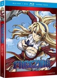 Funimation Freezing 4 Blu Ray DVD Set (2012)