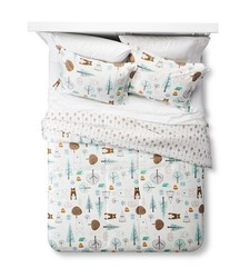 2-pc Reversible Lil Voyager Comforter Set - Multicolor - Size: Twin
