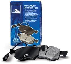 ATE PremiumOne Disc Brake Pad Set - AT937
