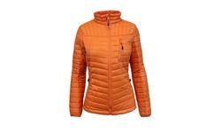 Galaxy By Spire Jacket - Orange - Size: Small