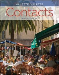 Contacts 9th Edition Loose Leaf Cengage Learning - 2013