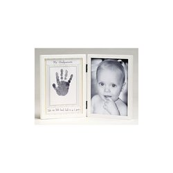 The Grandparent Gift Dear Godparents Handprint Frame