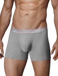 Separatec Men's Separate Pouches Boxer Briefs - 3Pk - Gray - Small