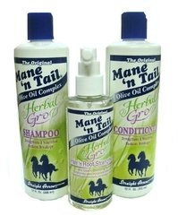 Mane n Tail Herbal Gro Shampoo/Conditioner Pack w/ Hair Root Strengthener