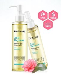 Dr. Young Camellia Deep Skin Cleansing Oil - 200mL