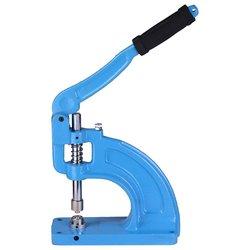 YescomUSA #2 Grommet Machine 600 Nickel Grommets Die Hole Punch Tool