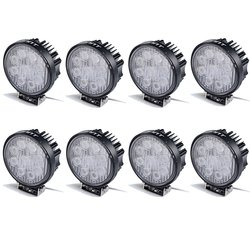ANNT Waterproof LED Work Light FLOOD Lamp Tractor - 8 Pack