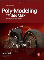 Poly-Modeling with 3ds Max Paperback Routledge -2008