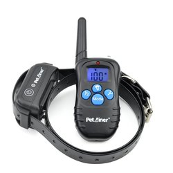 Petrainer PET998DBB Waterproof Shock Collar Remote Dog Training Collar